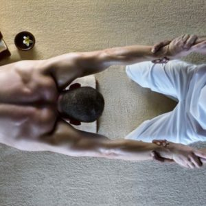 Thai massage for gay men to align and balance