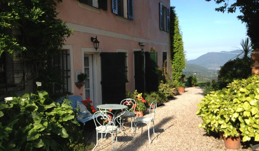 VILLA BARCA BOUTIQUE B&B RESORT NEAR THE ITALIAN RIVIERA