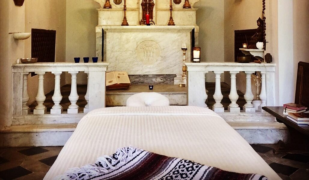 VILLA BARCA - TREATMENTS IN OUR PRIVATE CHAPEL