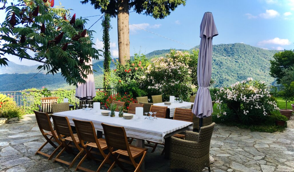 BOUTIQUE B&B RESORT NEAR THE ITALIAN RIVIERA